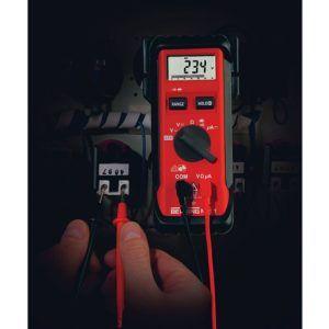 BENNING MM 1 Digitale Multimeter Cat III 600V