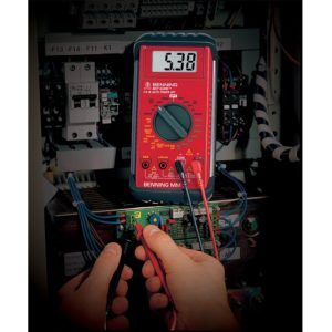 BENNING MM 2 Digitale Multimeter Cat III 600V 20A