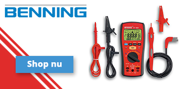 benning, installatiegereedschap, multimeter, professioneel. gereedschap, tools,